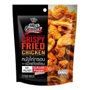 MAXOCEANS Fried Chicken Skin Crisp Sichuan Paeper Flavor | MAXOCEANS 脆香雞皮 花椒味 30g