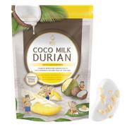 SIAM'S ROYAL Coconut Milk Durian 暹羅皇家 冷凍榴槤乾 椰汁糯米飯味 5'S