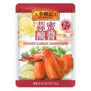 LEE KUM KEE Honey Garlic Marinade  李錦記 方便醬料包 蒜蜜醃醬 60g