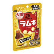 Morinaga Ramune Soda Candy (Energy Drink Flavor) | 森永 波子汽水糖大粒包裝(能量飲品味)38G