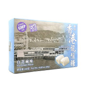Yuhin Dragon Beard Candy White Sesame Flavor 御軒冰脆龍鬚糖 白芝麻味 4pcs 24g