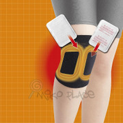KIRIBAI Heat Pad for Knee | 桐灰 緩解膝痛熱敷貼 4片