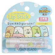 COSMOBEAUTY Sumikkogurashi Lip Stick 角落生物保濕潤唇膏 柑橘味  2g