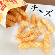 Buheisaku Crsips Corn Potage Flavor 武平作 極濃玉米濃湯 脆條 38G