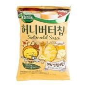 HAITAI Honey Butter Potato Chips Mocha Flavor  | 韓國 海太  蜂蜜牛油薯片 摩卡咖啡風味 (季節限定) 60G