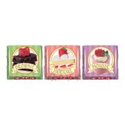 Tirol Mochi Chocolate Strawberry | 松尾 麻糬 年糕 夾心草莓點心 朱古力 9s