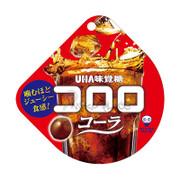 UHA Cororo Premium Gummy Cola Flavor | 味覺糖-  可樂味軟糖  40g