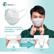 SAVEWO PremiumMask 30Pcs | 救世 超卓 口罩 ASTM Level 3  (30片獨立包裝/盒) Made in HK