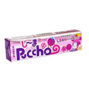 UHA Puccho Stick Candy Grape | 味覺糖 果肉條裝糖 提子味 50g 10Pcs