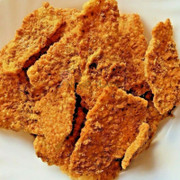 CHAO SUA Rice Cracker with Spicy Floss | 座山 辣肉鬆飯焦乾 70g