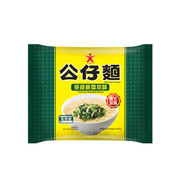 DOLL Instant Noodle Preserved Vegetable Flavor | 公仔 茶餐廳雪菜味即食麵 97g