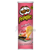 Pringles Potato Chips JP Fried Chicken Flavor  | 品客 日式唐揚炸雞味 132g