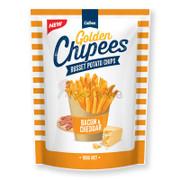 CALBEE - Potato Sticks Bacon Cheddar Favor   卡樂B 薯條 芝士煙肉味 100G