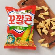 LOTTE Kokal Corn Snack  | 韓國 樂天 香濃粟米脆筒 72g