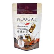 Cherry Grandpa Pearl Milk Tea Nougat | 櫻桃爺爺 珍珠奶茶牛軋糖 100g