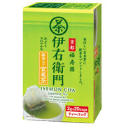 IYEMON Matcha Iri Genmaicha Tea Bag 伊右衛門 抹茶入玄米茶茶包 20袋入
