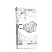 Masklab KF Mask Marble Series Adults 10Pcs 韓式 成人立體口罩 雲石系列 ASTM Lv3 (10片獨立包裝/盒) Made in HK