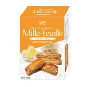 Triko Classic French Pastry Mille-Feuille 盛香珍-法式奶油千層酥 100g