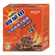Ovaltine Belgian Latticed Muffin 阿華田-比利時格子鬆餅(巧克力麥芽)180g