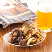 Idgood Mix Mushrom Chips (Original) 愛D菇-綜合菇脆片(原味)30g
