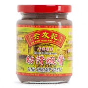Tai O Lo Yau Kee Fine Shrimp Paste | 大澳老友記醬油 幼滑蝦醬 230g