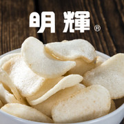 Brilliant Indonesia Shrimp Chips Wasabi Flavor | 明輝蝦片 芥末味 55G