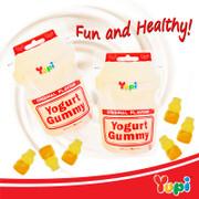 YUPI Gummy Candy Yogurt | YUPI 乳酸飲品造型 橡皮糖 40g