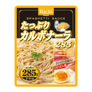 Japan Hachi Bacon Carbonara Spaghetti Sauce 日本卡邦尼培根意粉醬 285g (2-3人份量)