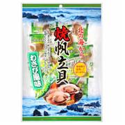 ICHIEI  Baked Large Scallop (Wasabi) | 一榮 燒帆立貝大粒裝(芥辣味)110g