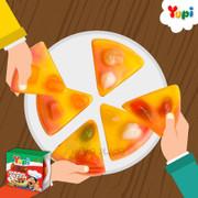 YUPI Gummy Candy Pizza | YUPI 薄餅造型 橡皮糖 23g