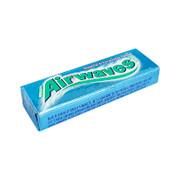 AIRWAVES Sugarfree Chewing Gum Menthol & Eucalyptus Flavor | 爽浪 無糖香口珠條裝 薄荷味 10 Pellets