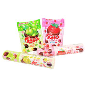 MEIJI Gummy Choco Strawberry or Muscat Flavor| 明治 朱古力橡皮糖 草莓/青提味【筒裝/袋裝】