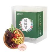 GLYF Beauty Tea Lemon Dendrobium Nobile 龜苓元坊 美⼈茶 洛神花山楂石斟花 6pcs