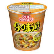 NISSIN Cup Noodles Pork Chowder  Flavor | 日清 合味道 杯麵 什錦味 75g