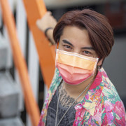 Masklab Surgical Mask Adults 10Pcs Ombre 成人外科口罩 漸層系列 ASTM Lv3 (10片/袋) Made in HK