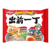 NISSIN DEMAE ICHO | 日清 港版 出前一丁 北海道小麥粉麻油 (附麻油) 100g