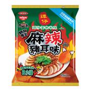 KOIKEYA TAMJAI Potato Chip Mala Pig's Ear Flavor | 湖池屋 譚仔 麻辣豬耳味薯片 55G