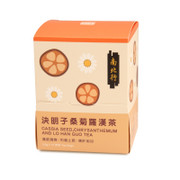 NPH Cassia Seed Tea Bag 南北行 決明子桑菊羅漢茶包 15pcs