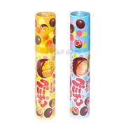 MEIJI Gummy Choco Mango or Peach Flavor| 明治 朱古力橡皮糖 芒果/水蜜桃味【筒裝】