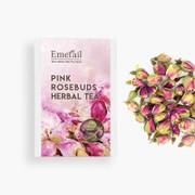 Emerail Pink Rosebuds Herbal Tea 粉紅玫瑰花茶 40g
