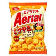 YBC Aerial Teriyaki Mayo Flavor | 山崎 四層粟米脆片 照燒蛋黃醬味 70G