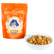 POWCOOK HK Handmade Popcorn Mixed Caramel Flavor 香港爆谷 黑白焦糖味 80g