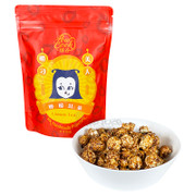 POWCOOK HK Handmade Popcorn Lemon Tea Flavor 香港爆谷 檸檬紅茶味 80g
