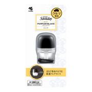 KOBAYASHI Sawaday Air Freshener for Car 6ml Parfum Blanc 小林制藥 汽車專用芳香劑 白柏香 6ml