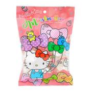 Sanrio Jam Filled Marshmallow Hello Kitty Strawberry Flavor 吉蒂貓 夾心棉花糖 草莓味 100G
