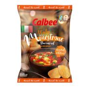 CALBEE - Potato Chips Minestrone Flavor  | 卡樂B 薯片 意式雜菜湯味 70g