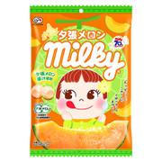 FUJIYA Peko Chan Milky candy  Yuubari Melon Flavor | 不二家牛奶妹 牛奶糖 夕張蜜瓜味 80g