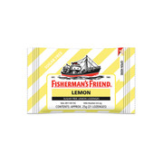 FISHERMAN'S FRIEND Lozenges Sugar Free Lemon 漁夫之寶 潤喉糖 無糖 檸檬味 25g