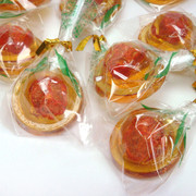 YEWFU Plum Lollipop Candy 小貝京原味小梅棒 8 pcs