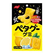NOBEL Petagu Gummies Lemon 諾貝爾 外星生物造型軟糖 檸檬味 50g